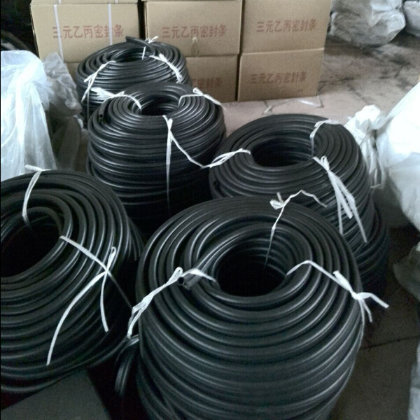 Good Flexible Window Edge Sound Insulation Rubber Seal Strip
