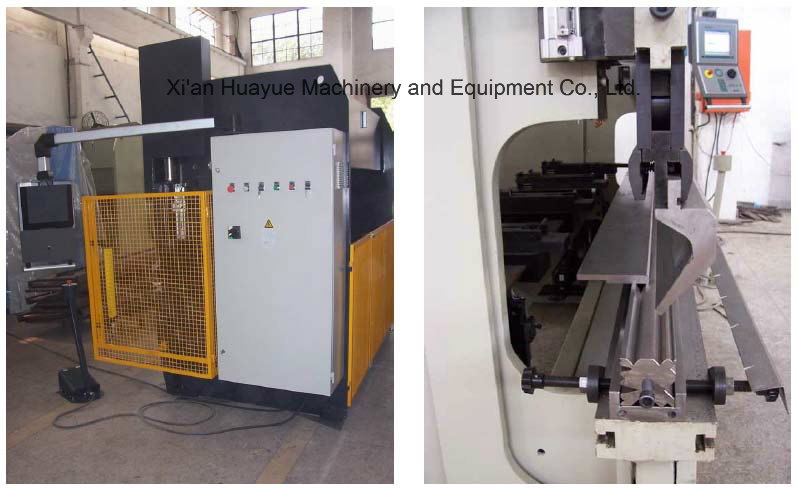 We67k Seris Electro-Hydraulic Synchronous CNC Hydraulic Press Brake
