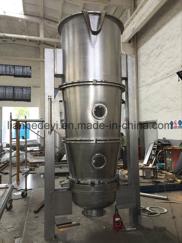Fg-120 Boiling Fluid Bed Dryer with Mixing Function