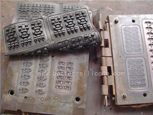 Precision Compressive Silicone Rubber Mold Tool for Seal