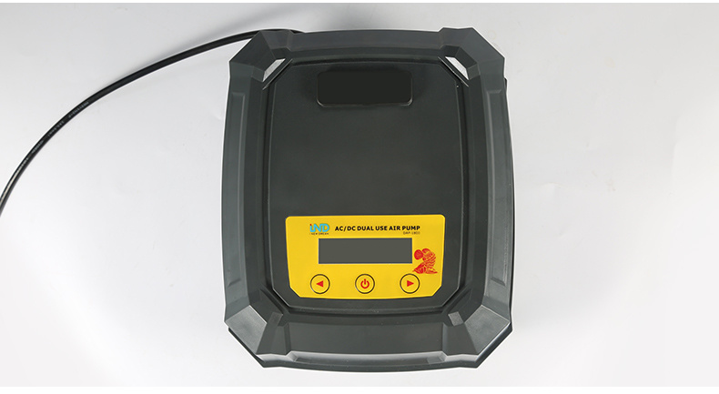 Silent AC/DC Air Pump with Battery Rechargeable
