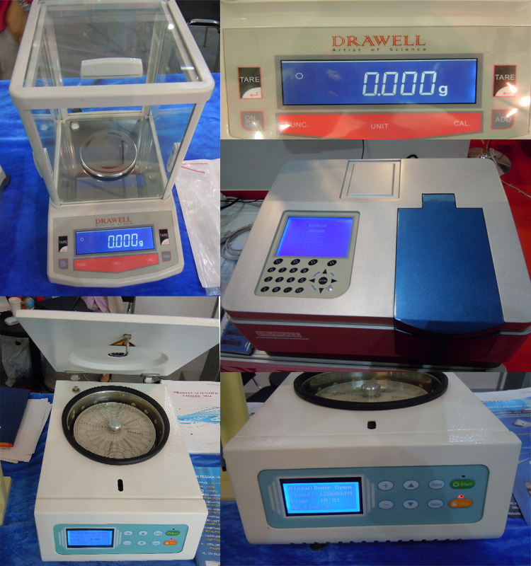 Cheap Real-Time Quantitative PCR Detection System Dw-Tl988-II