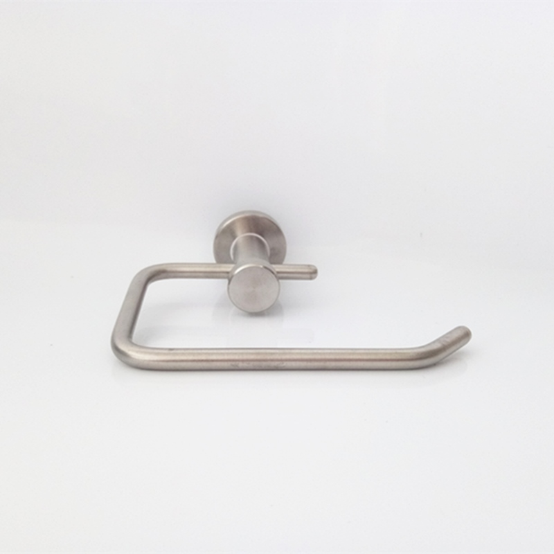 Furniture Stainless Steel 304# Brushed Paper Holder Bathroom Rack Mdb001