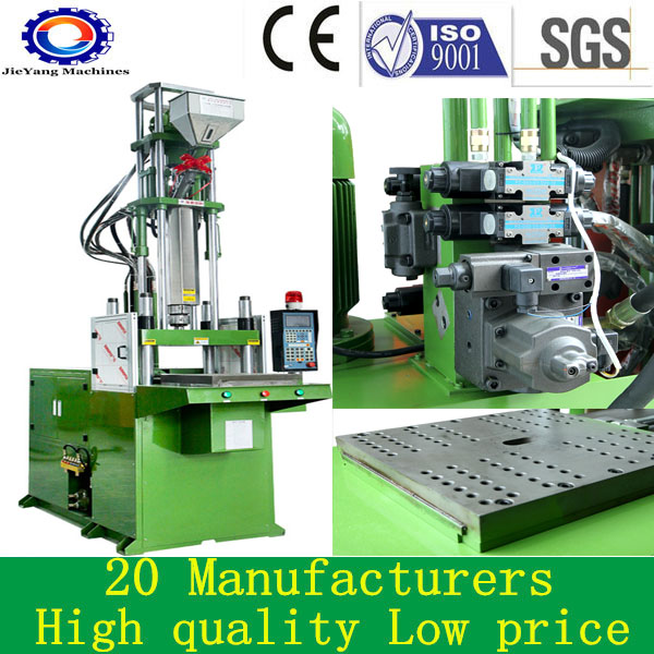 Single Slider Injection Molding Mould Machine for Plastic Fitting