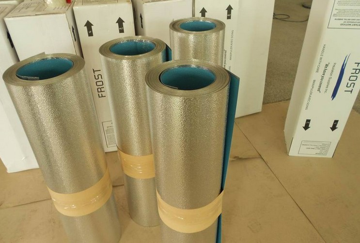 3003h14 Aluminum Roll Jacketing with Polysurlyn MB/Pipe Cover