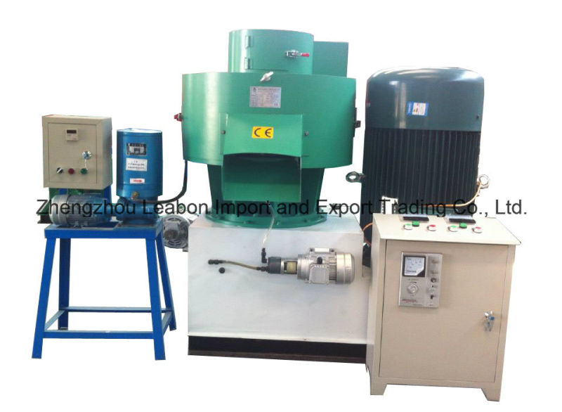 Ce Approved 1-2t Biomass Hard Wood Pellet Production Line Machine