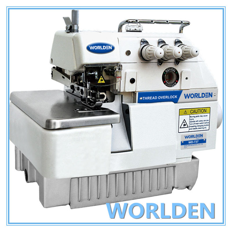 Wd-737 Three Thread Overlock Sewing Machine