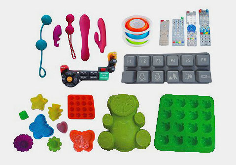 Rubber Tiles Making Machine for Silicone and Rubber Made in China