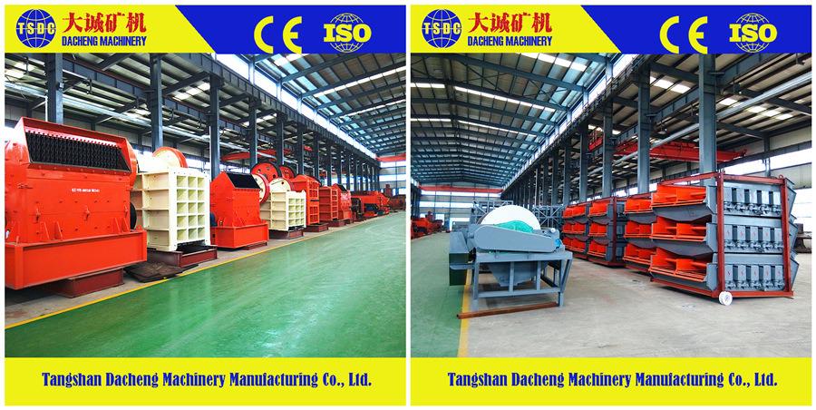 High Efficiency Mining Machine Spiral Classifier Dewatering System