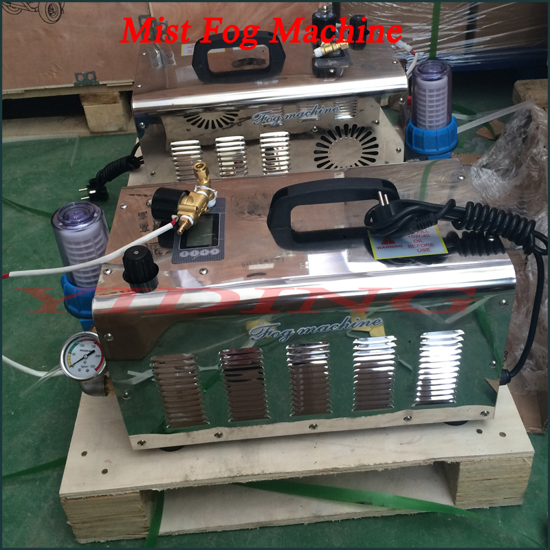 0.2L/Min High Pressure Oil Free Misting Machine (MZS-MHT02)