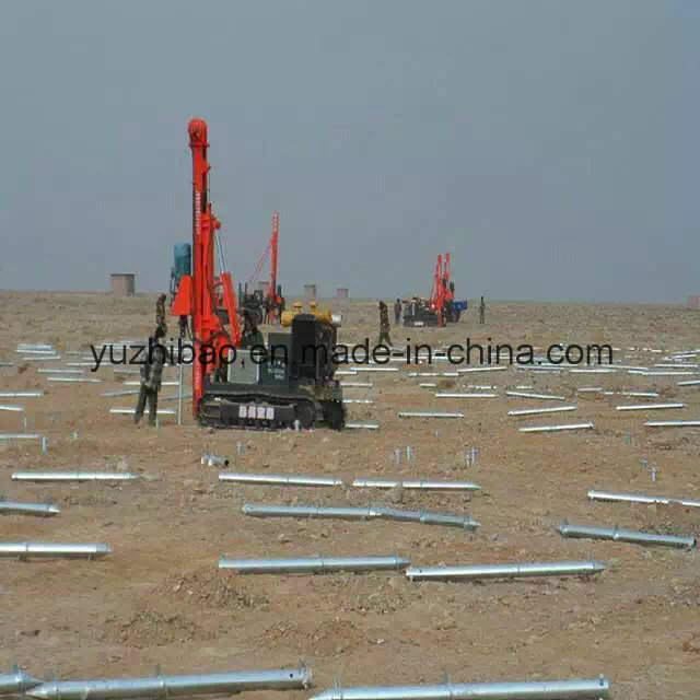 Solar Energy Hot DIP Galvanized Ground Screw