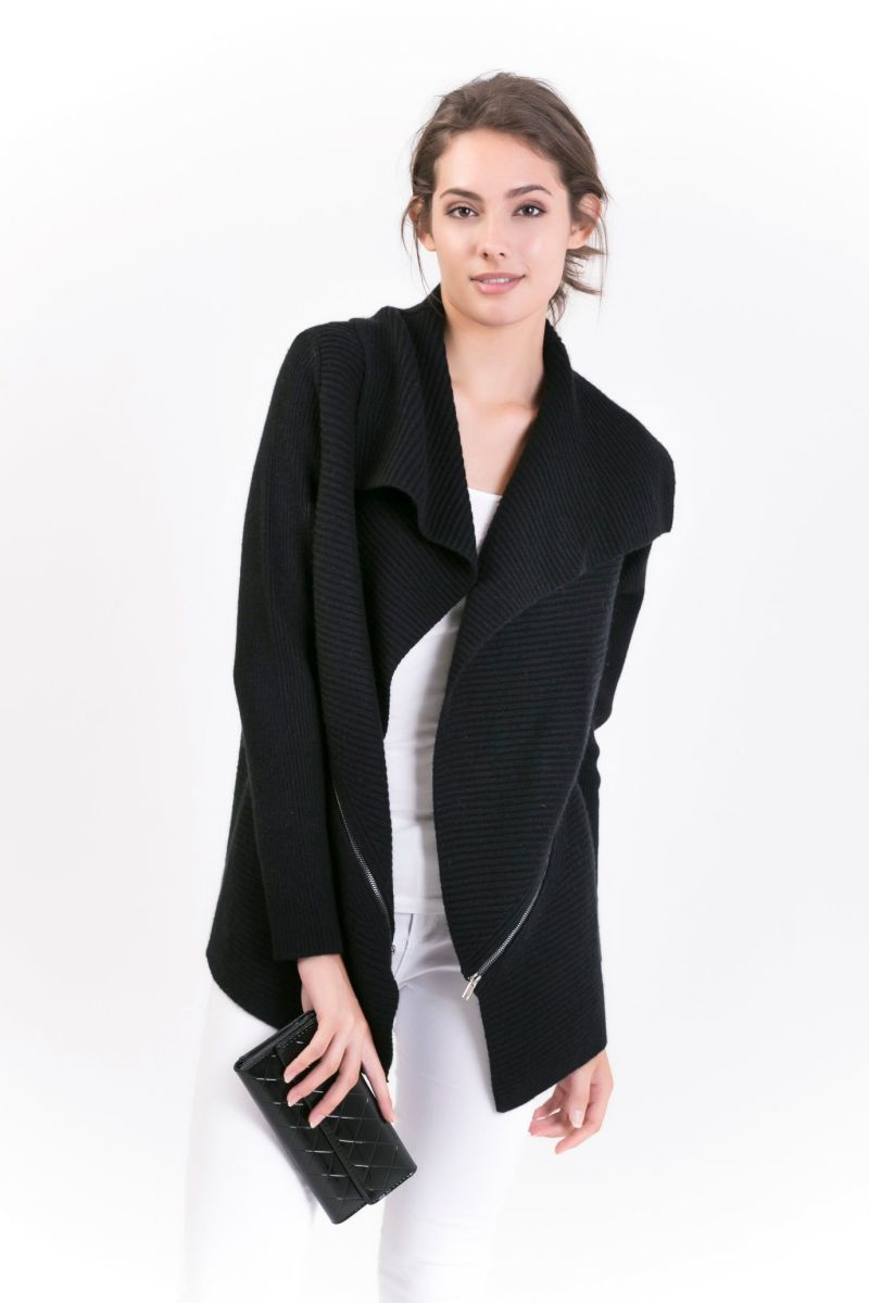 Women's Wool Cardigan