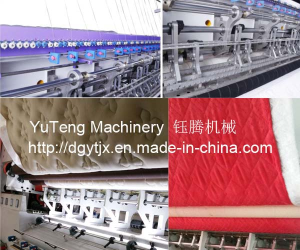 Computerized Chain Stitch Multi-Needle Quilting Machine YTNC96-3-6
