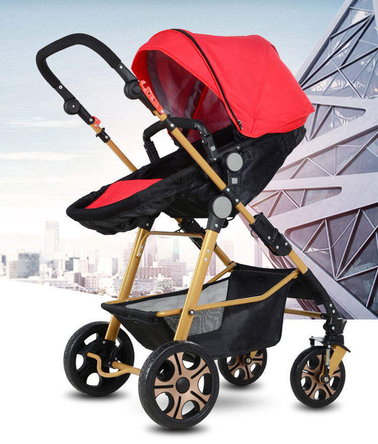 Folding Children Stroller/Buggy/Carriager for 0-3 Years