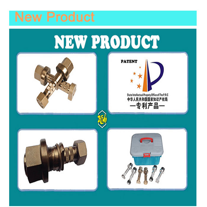 Wholesale Certified Nut and Bolts Grade 10.8/12.8 for Mark
