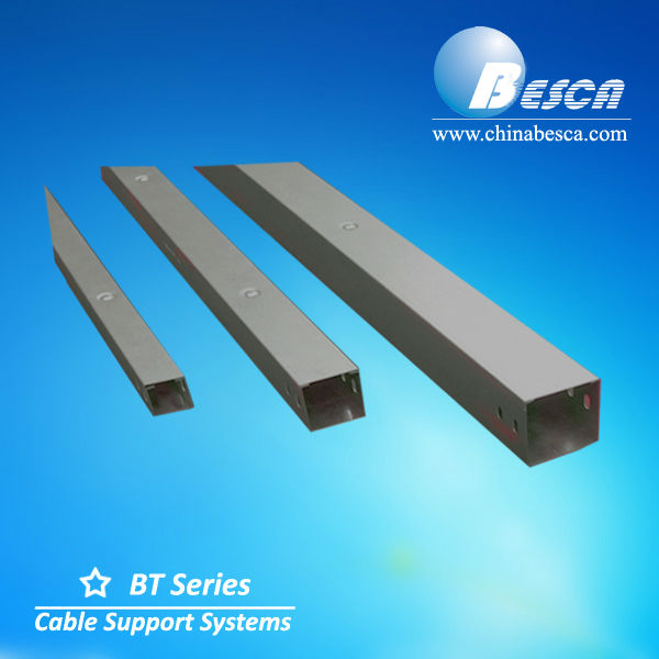 Pre Galvanised Cable Trunking In Store China Manufacturer