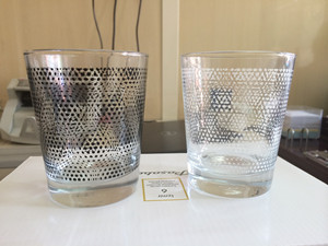 Drinking Water Glass Cup for Tea Glassware Kb-Jh06209