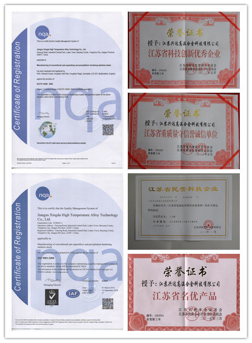 4j33/4j34 Super Nickel Alloy with High Quality