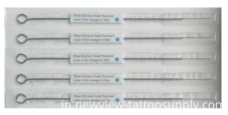Hot Sale High Grade Tattoo Machine Needles for Tattoo Supply