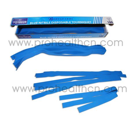 Disposable Tourniquet in a paper box(pH1179)