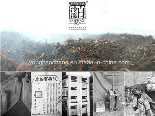 China Hunan Baishaxi Dark Tea Tian Jian Organic Tea/ Health Tea/ Slimming Tea