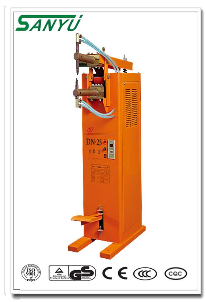 Sanyu Dn Series Pedal Type Resistance Spot Welding Machine