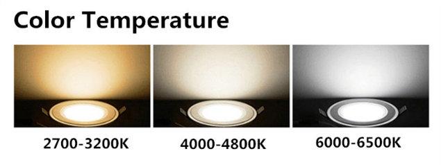 IP44 5W LED Lighting Metal Material LED Downlight