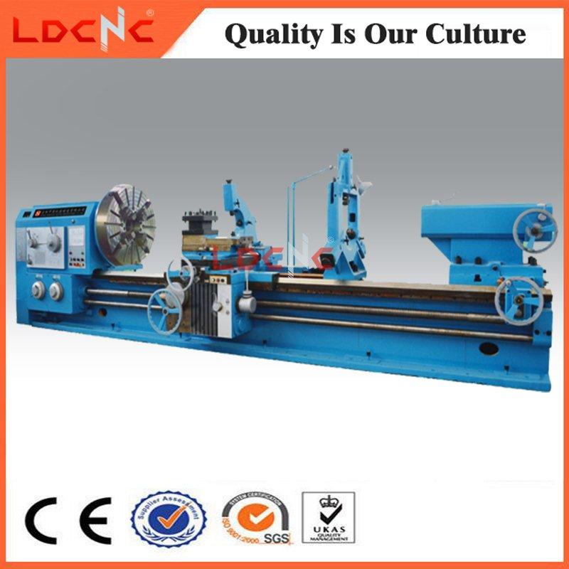 Cw61100 Hot Sale Economic Manual Horizontal Heavy Lathe Machine Price