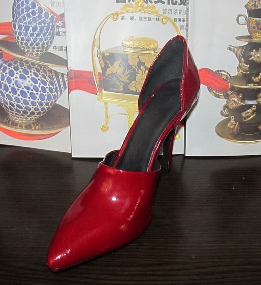 2016 Fashion High Heel Ladies Peep Toe Sandals (HCY02-1443)