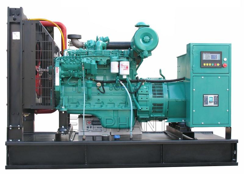 50kVA Cummins Diesel Engine Electric Equipment