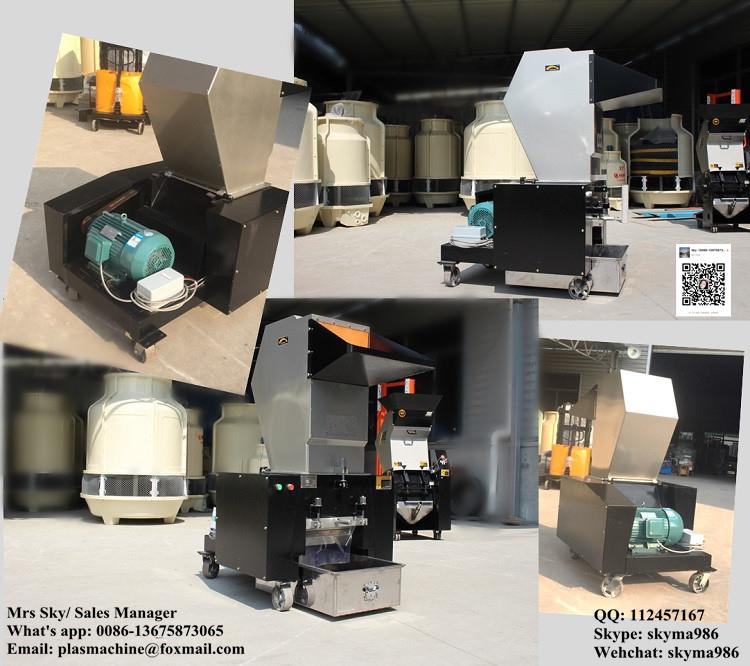 Jinhengli 20HP Plastic Crusher (QL-600)