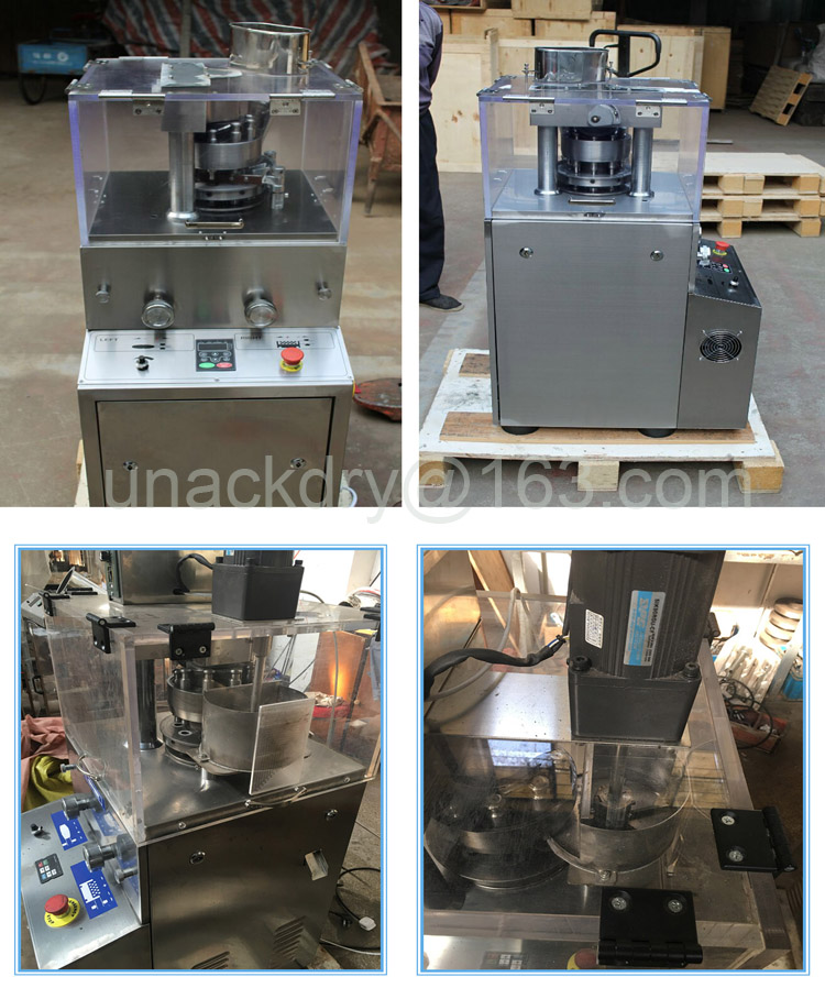 Rotary Tablet Press for Medicine Tablet and Candy