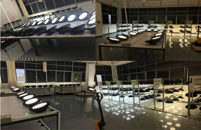 100W LED High Bay UFO Light with Ce Approved