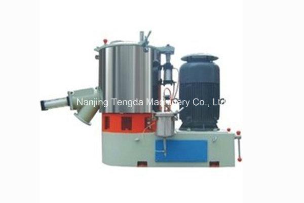 Nanjing Tengda Plastic Raw Material Granules Mixer in Extrusion/Pelletizing Line