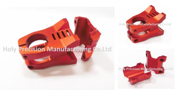 Electrical CNC Machining Parts Anodized CNC Parts