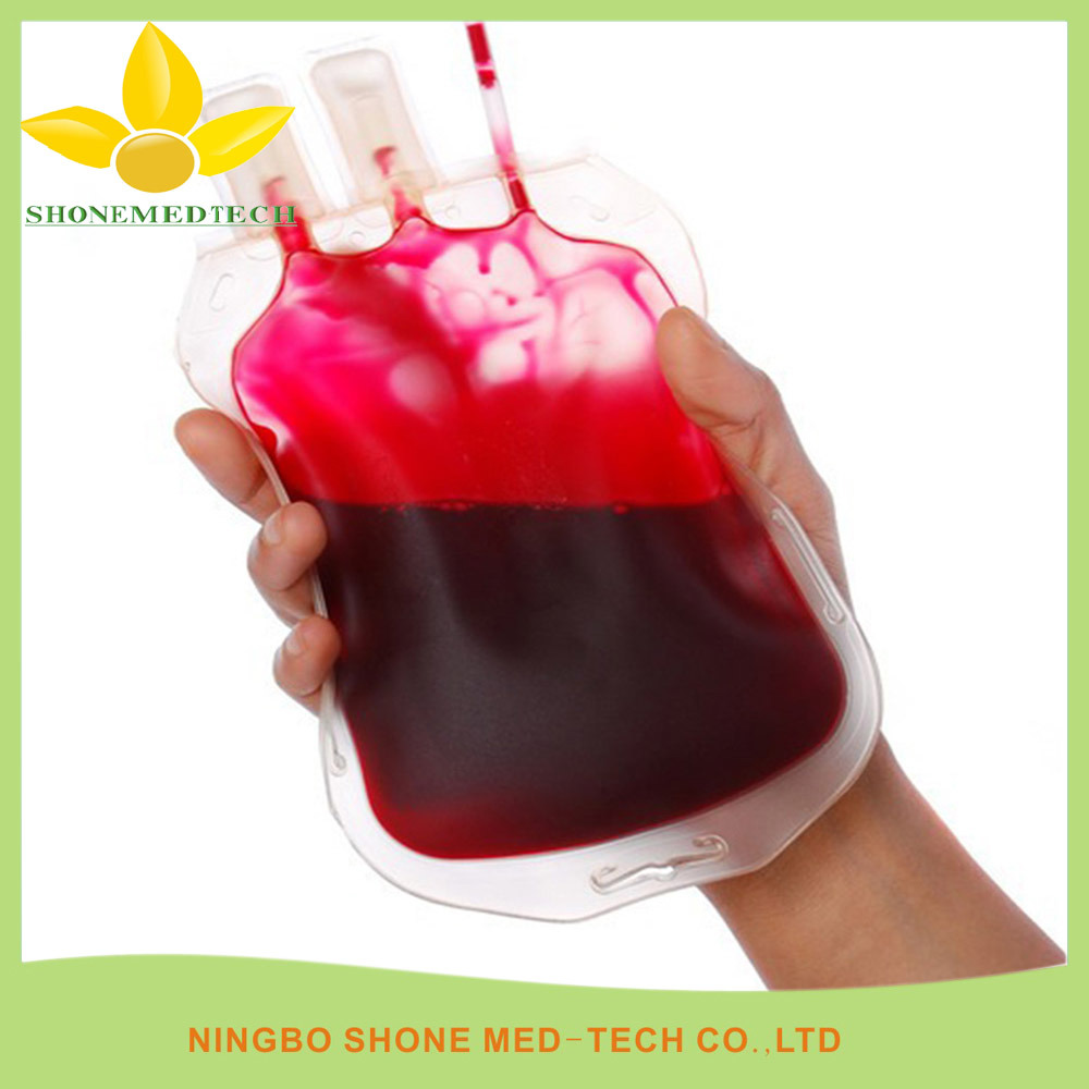 Cpda-1 Disposable Single Blood Bag