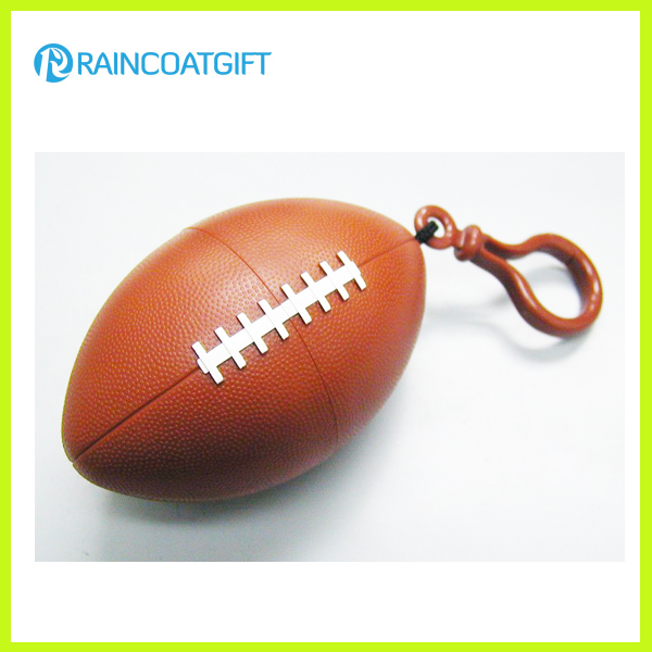Rugby Ball Key Chain Ponchos Rpe-070