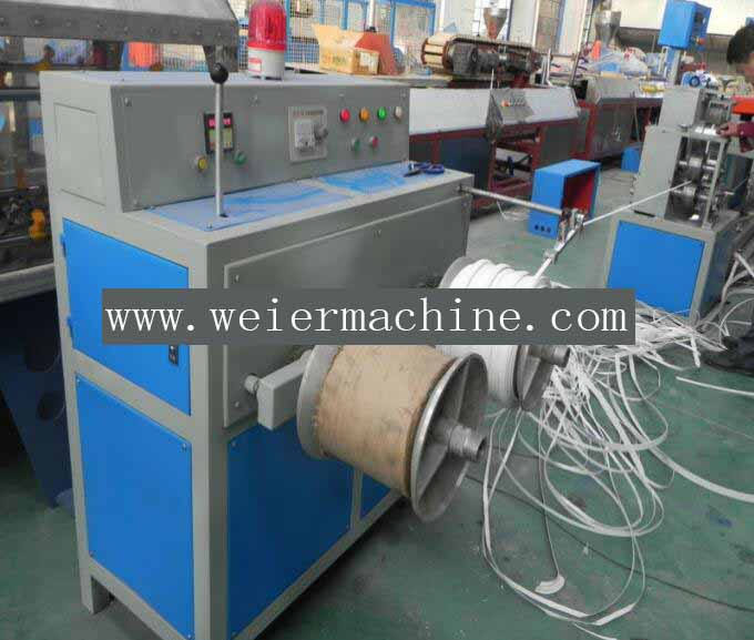 Full Automatic PP Pet Strap Band Extrusion Machine Manufacturing