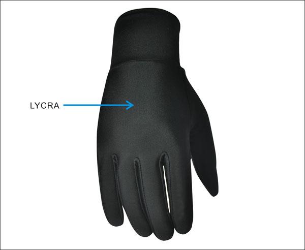 Man's Ski Winter Adjustable Gloves