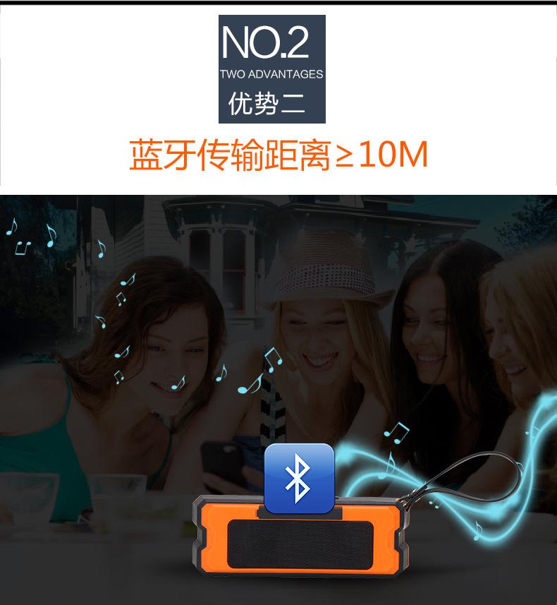 Newest! Wireless Smart APP Control Waterproof WiFi Speaker Network Player with Radio Speaker