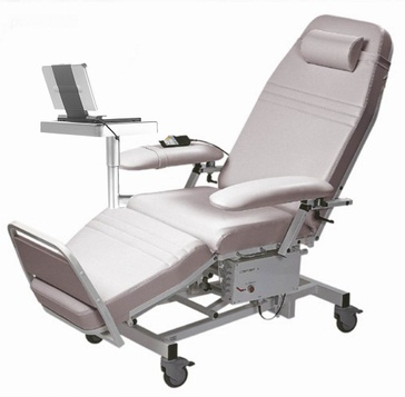 Electric Blood Collection Phlebotomy Chair