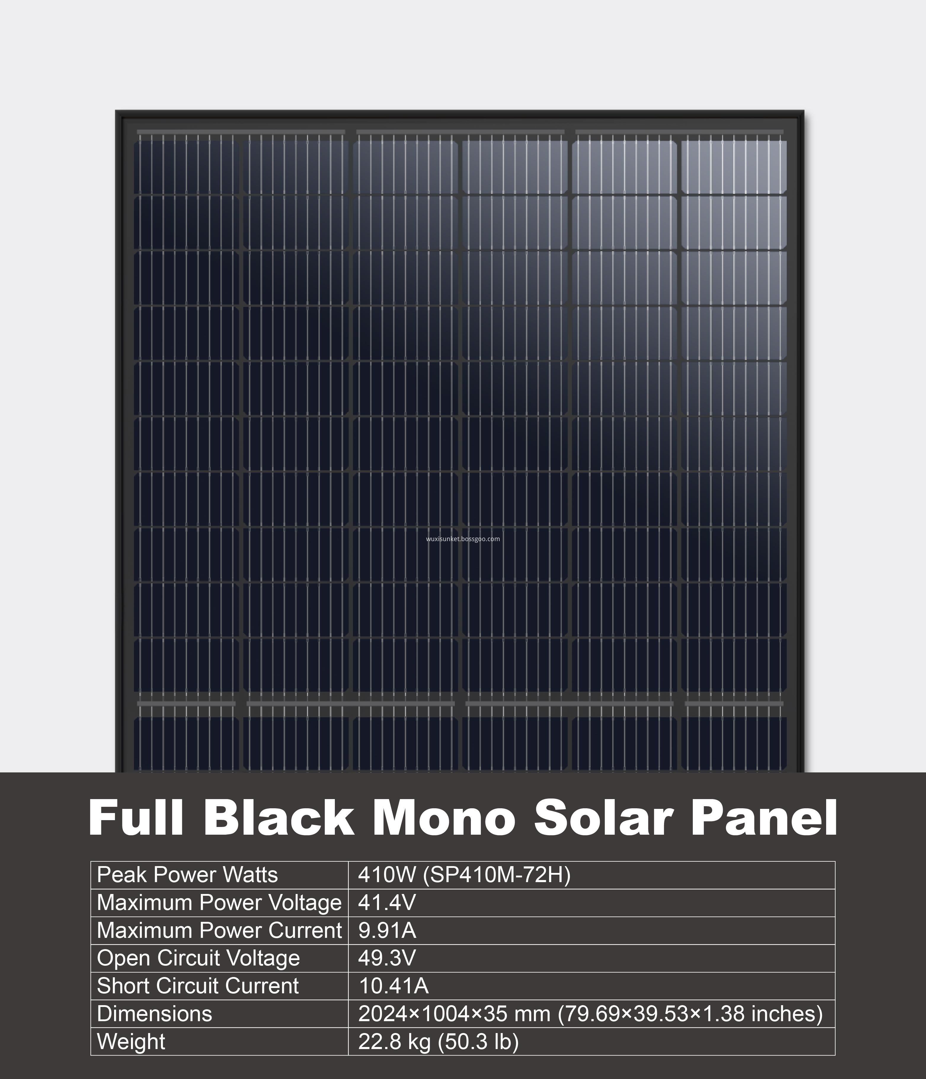 3KW On Off Grid Solar Energy Storage System