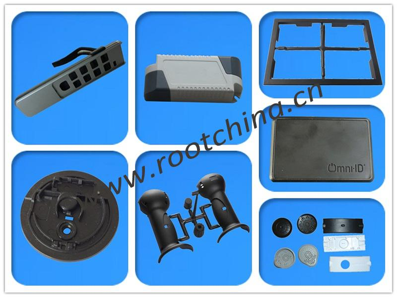Plastic Mould for Flashlight Parts Cover
