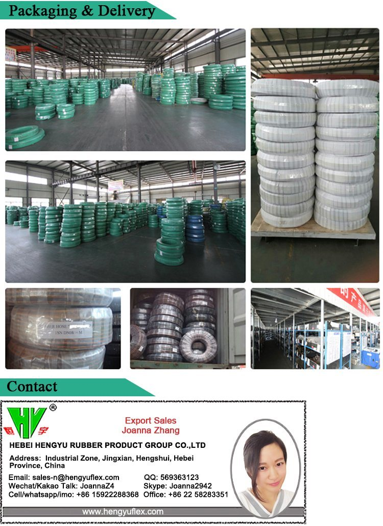 Hydraulic Hose Standards SAE100 R16 Steel Wire Reinforcement Hydraulic Hose 1 Inch