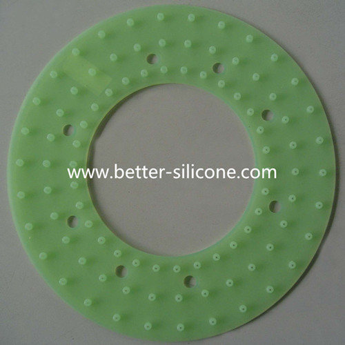 Overmolding Metal Plastic Silicone Rubber Bonded Sealing Washer