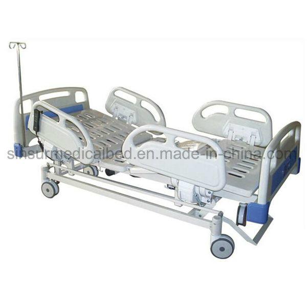 Hospital Ward/ICU Use Multifunction Adjustable Electric Medical Bed