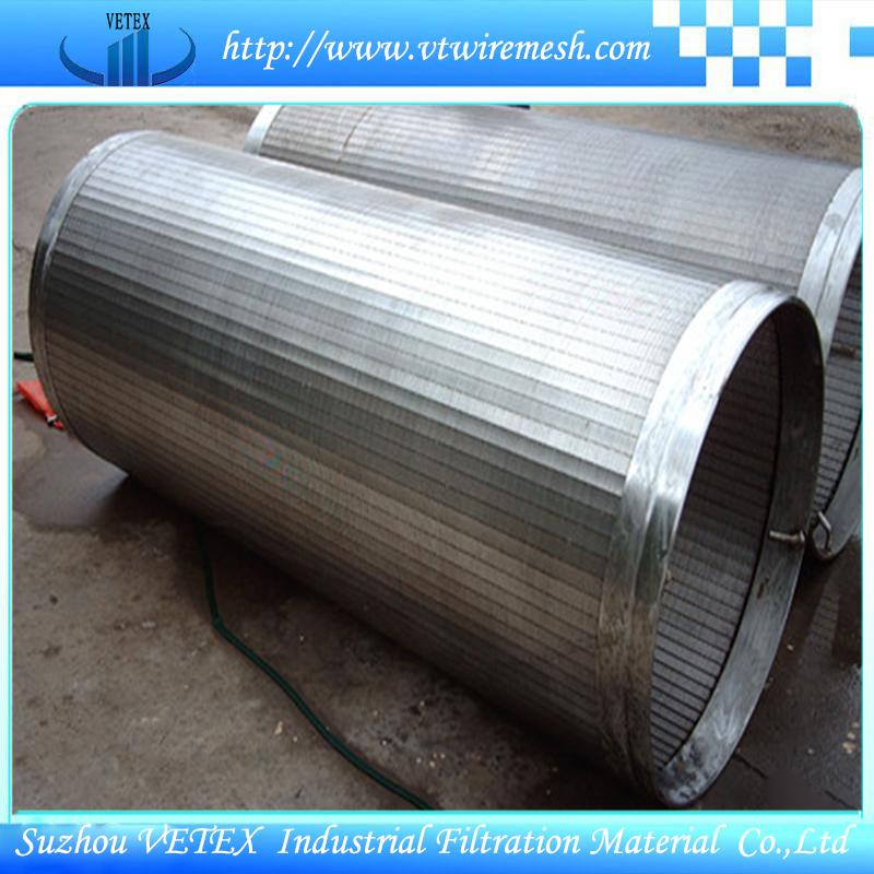 Stainless Steel Welded Ore Sieve Screen Mesh