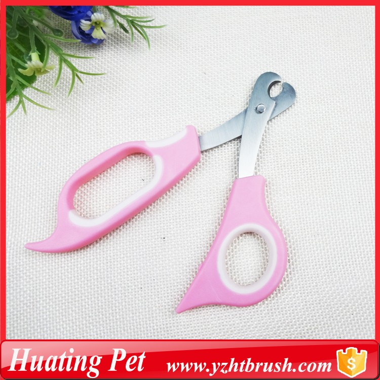 Pet dog nail clippers