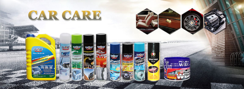 Car Dashboard Polish Wax or Silicone Spray
