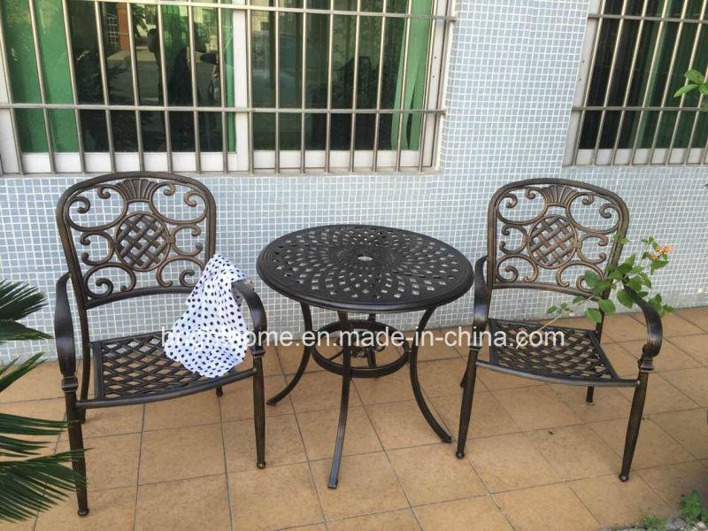 Cast Aluminum Garden Furniture Sets